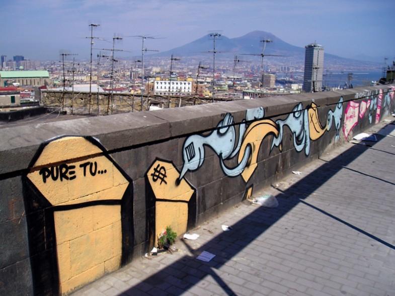Napoli corso vittorio emanuele