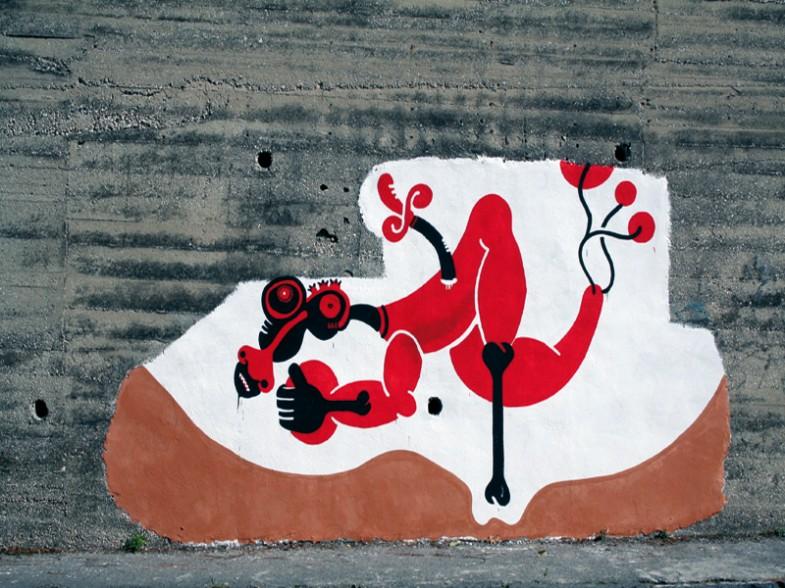 Pozzuoli, via provinciale san gennaro