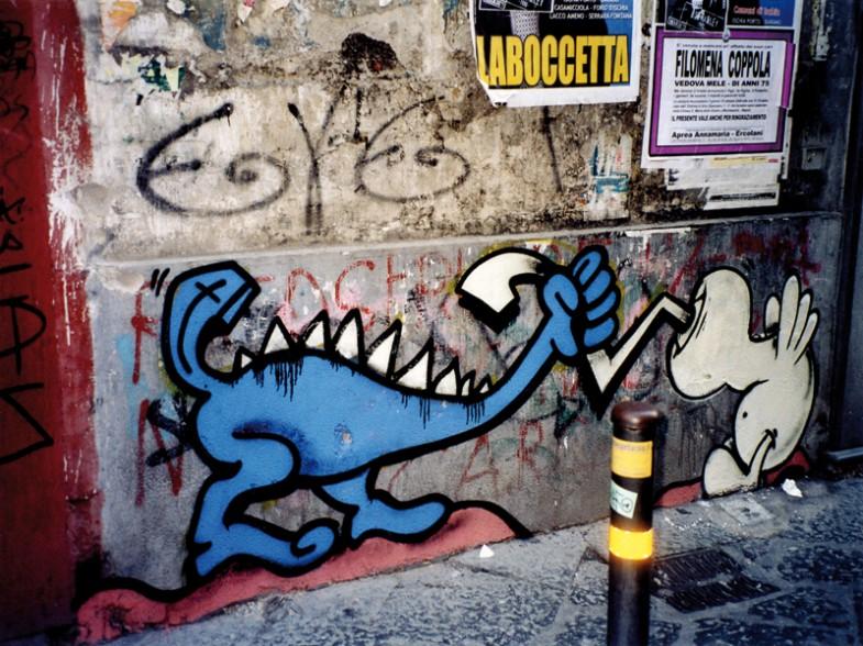 Napoli, via forno vecchio (cancellato)