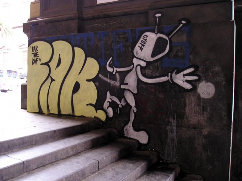 Napoli, via foria