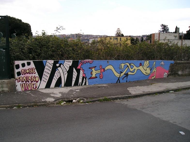 Napoli, rione traiano