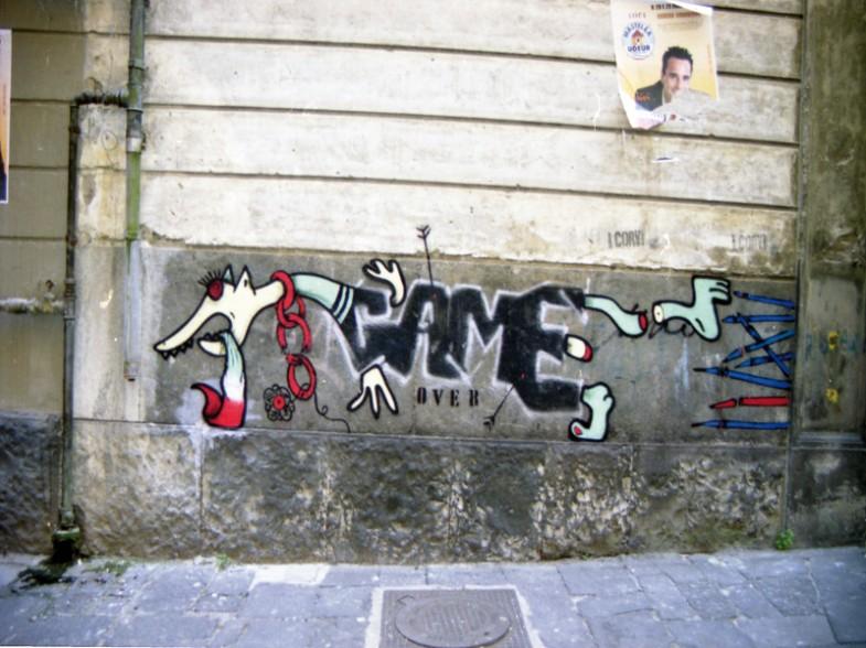 Napoli, via del cerriglio