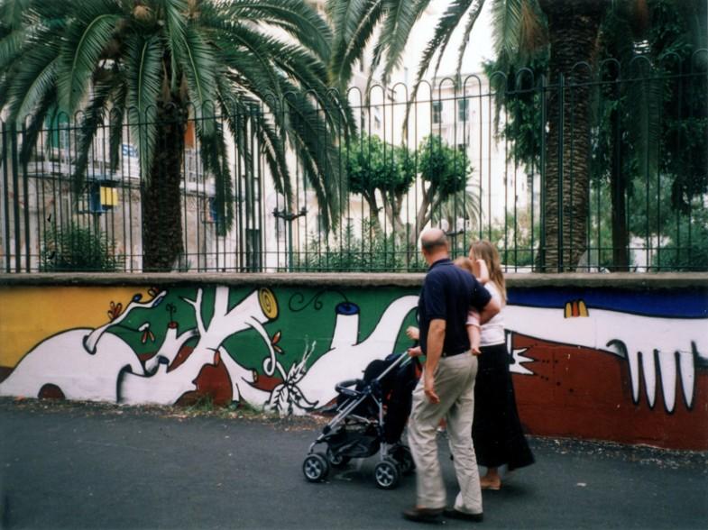 Napoli, viale augusto