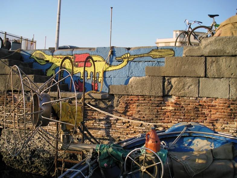 Pozzuoli, porto vecchio