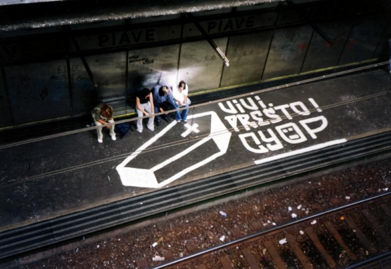 Napoli, stazione circumflegrea piave