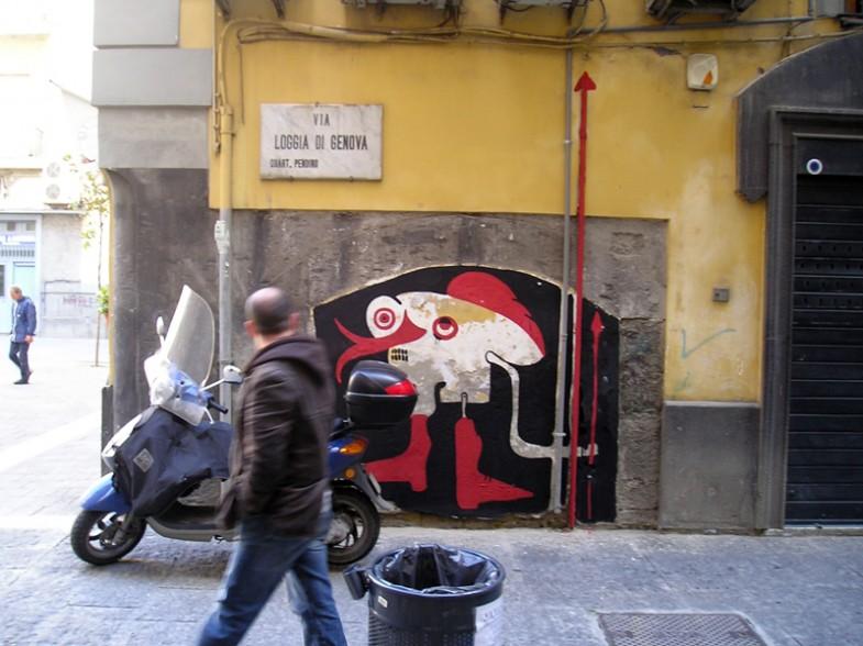Napoli, borgo orefici