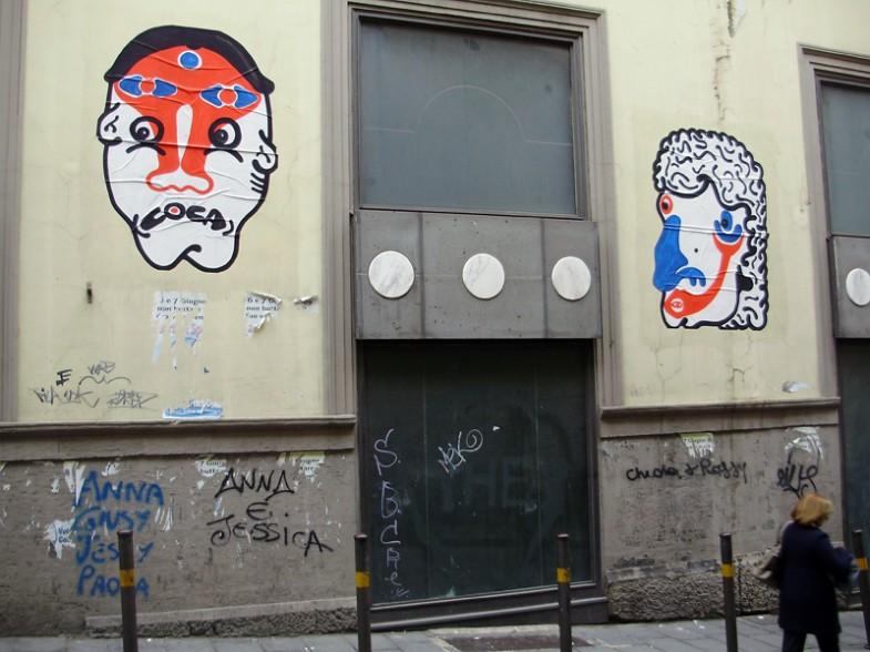 Napoli, quartieri spagnoli