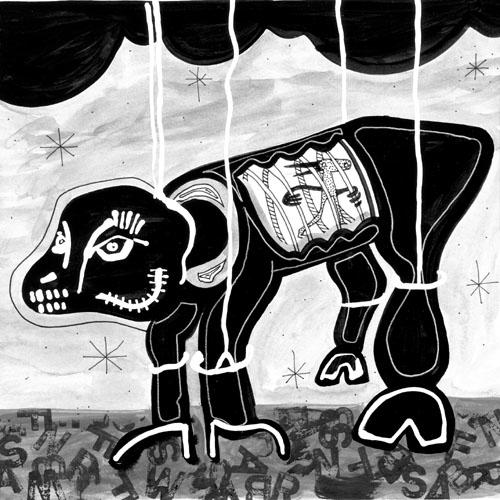 prigioniero del burattino