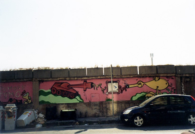 via bagnoli, 05