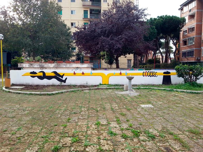 Napoli, Parco Don Gallo