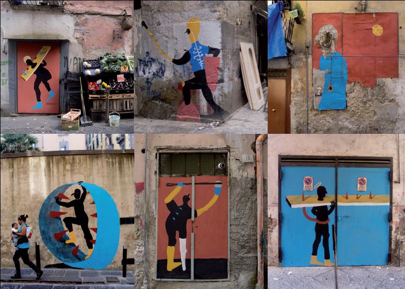 Risultati immagini per cyop e kaf quartieri spagnoli