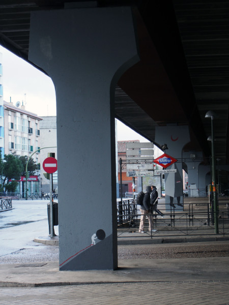 Puente Vallecas, 2016